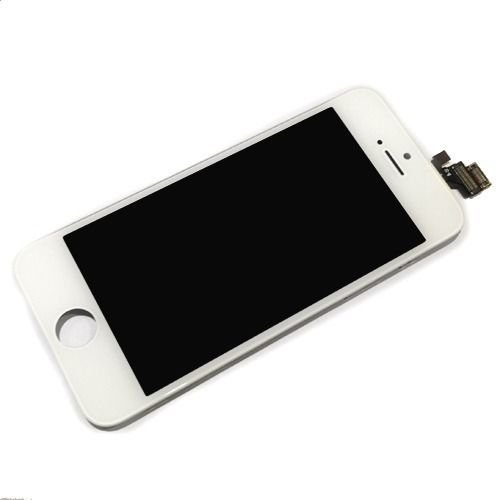 Replace Black White Iphone 5 Lcd Lens Touch Screen Display Digitizer Assembly (White)