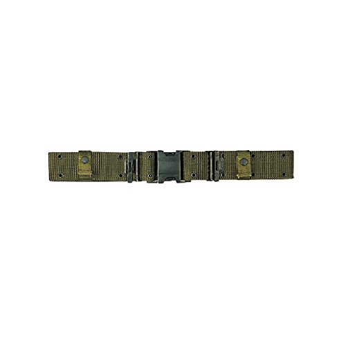 Rothco New Issue Quick Rls Pistol Belt, Olive Drab/Med