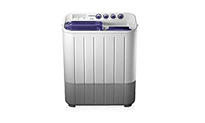 Samsung WT725QPNDMPXTL Semi-automatic Washing Machine (7.2 Kg, White)