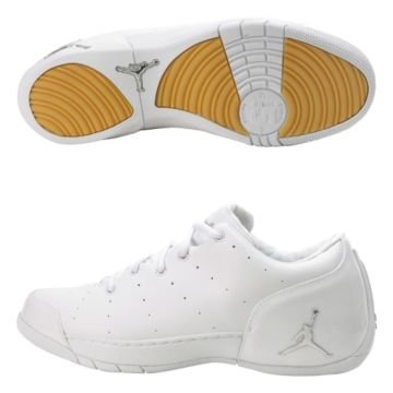 The Air Jordan 1.5 Carmelo and Carmelo Anthony, of the Denver Nuggets,