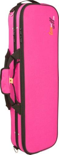 43VL Koffer für 4/4 Violine - Hot Pink