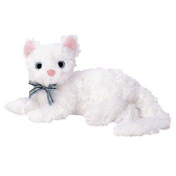 Imagen de IDAD Beanie Baby - STARLETT el Gato Blanco [Toy]