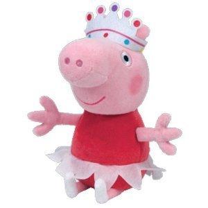 Bailarina Peppa Pig - Peluche de 24 cm