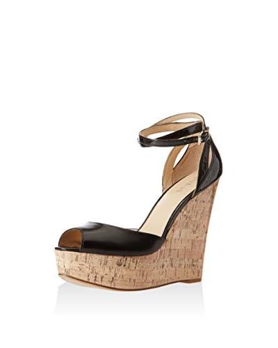 Guess Sandalo Zeppa Fl1Ronlea04 [Nero]