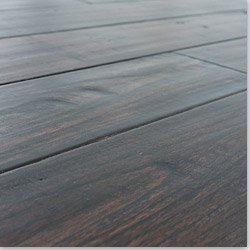 Handscraped Tropical Collection Wood Flooring Manchurian Walnut / 4 7/8 in. / Length: Random Length