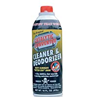 Solder-It Catalytic Converter Cleaner And Deodorizer Fuel Additive