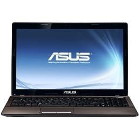 ASUS K53E-DH52 15.6'' Core I5-2430M 2.4GHz-Mocha