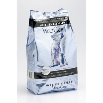 Solid Gold Wolf Cub Large Breed Puppy Dog Food