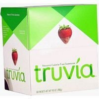 Truvia Natural Sweetener -- 6 per case. sweetleaf steviatabs stevia extract natural sweetener 5000 tabs zero calories zero carbs eating food supplements diabetes sugar