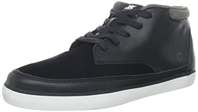 iPath Men's Combi S Fashion Sneaker,Black/Carbon/White,7.5 M US