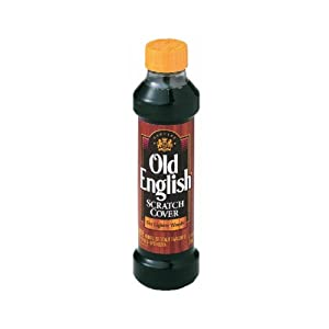 Old English Scratch Cover Polish For Light