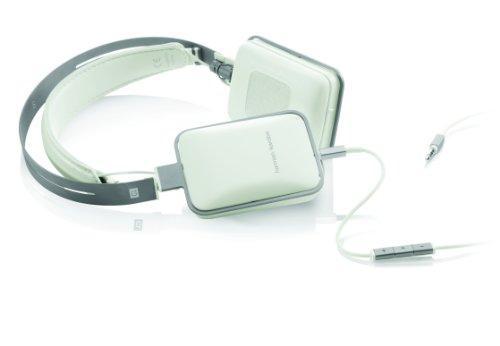Harman Kardon Cl Premium On-Ear Earphones With Microphone And Apple Iphone Controls
