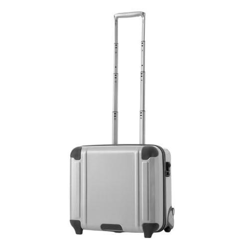(バーマス)BERMAS スーツケース 60250 38cm スクエアプロ ホワイト