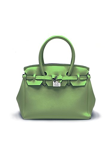 Save My Bag 10214 N ICON Borsa Donna Verde TU