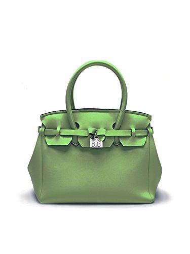 Save My Bag 10214 N ICON Borsa Donna Verde TU