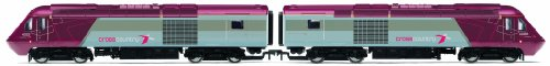 Hornby R2949 Arriva Cross Country HST 00 Gauge DCC Ready Train Pack