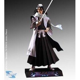 Bleach Toynami Series 3 Action Figure Byakuya Kuchiki with Senbonzakura