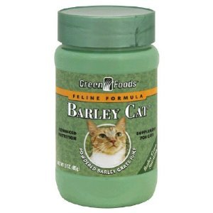 Green Foods - Barley Cat (D), 3 oz powder