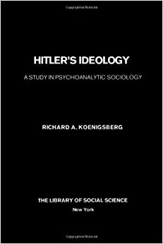 hitler and sociology Ndu term paper | introduction to sociology - hitler by naja faysal.
