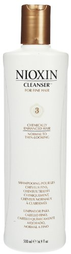 System 3 Cleanser For Fine Chemically Enh. Normal - Thin Loo