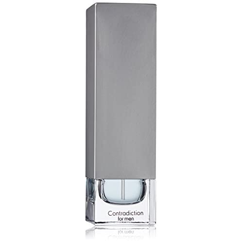 Calvin Klein Contradiction Eau de Toilette for <strong>Men< strong> - 50 ml