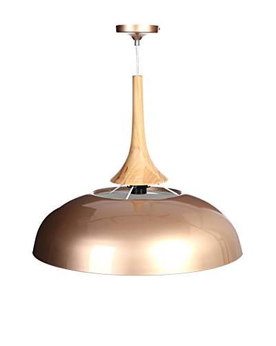 Huisraad meubilair hanglamp rosegold
