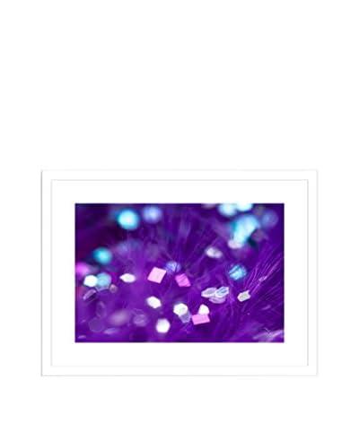 """Sparkles"" Framed Artwork On Paper"