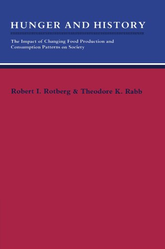 Hunger and History: The Impact of Changing Food Production and Consumption Patterns on Society (Studies in Interdiscipli