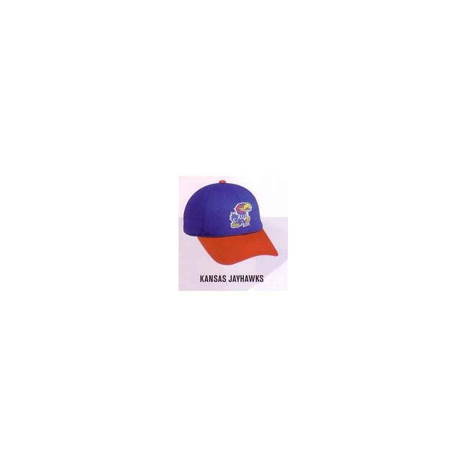 Licensed College Velcro Adjustable Cap (Hat Size Adult) Sports