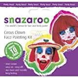 Snazaroo Theme Pack: Circus Clown