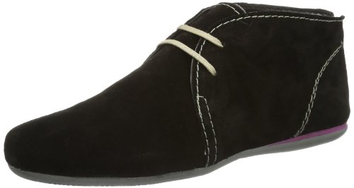 Tamaris Womens TAMARIS TREND Oxford Black Schwarz (BLACK 001) Size: 3 (36 EU)
