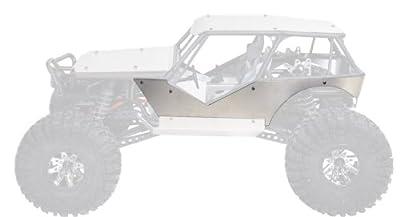 Aluminum Axial Wraith Side Panel Set