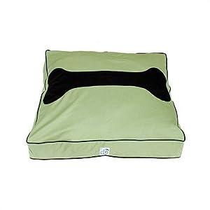 Forrest Hampton Twill Dog Bed Size: Medium