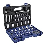 Kobalt 64-piece Standard/metric Mechanics Tool Set with Case