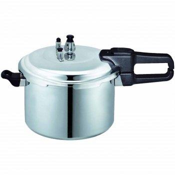 Brentwood Aluminum 9.0L Pressure Cooker front-466761