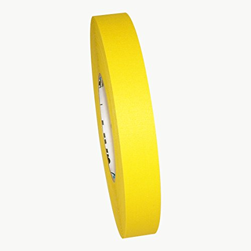 Pro Tapes Pro-Gaff Gaffers Tape: 1 in. x 55 yds. (Yellow)