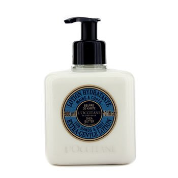 Shea Butter Extra Gentle Lotion for Hands & Body 300ml 10.1oz