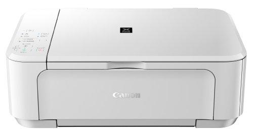 Canon プリンター インクジェット 複合機 PIXUS MG3530 WH ホワイト