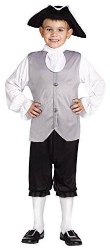 Colonial Boy Costume For Kids