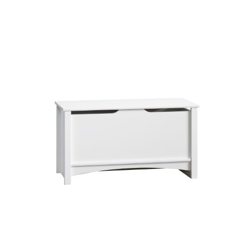 Child Craft Shoal Creek Ready-to-Assemble Storage Chest, White
