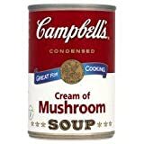 Campbell's Cream Of Mushroom Soup 294G