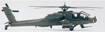 Plastic Model Kit-AH-64 Apache Helicopter 1:48