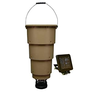 Moultrie® All - In - One 5 - gal. Dusk & Dawn Hanging Feeder with Photocell