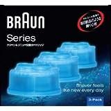 :Braun, Ccr3 Braun Series Clean & Renew Cartridge 3 Pack