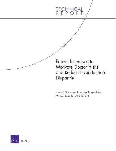 Patient Incentives to Motivate Doctor Visits and Reduce Hypertension Disparities