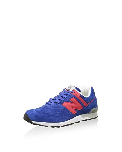 New Balance Zapatillas M576Sbr Azul / Rojo