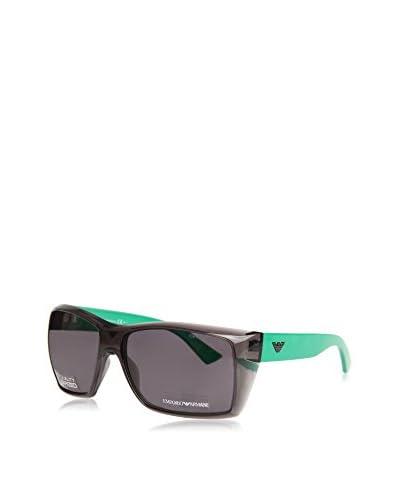 Emporio Armani Gafas de Sol (61 mm) Antracita