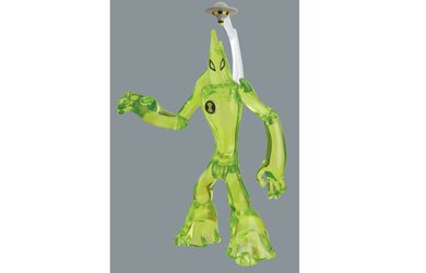 Ben 10 Alien Force 4 Inch Action Figure Goop (Ben 10 Alien Force Figure compare prices)