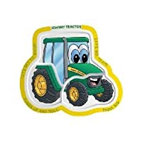 Motorhead Products MH-8910 Kids Plate - Johnny Tractor - Manufacturer: R&D Enterprises/Motorhead Products - Model: MH-891