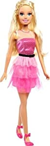 Amazing Barbie Doll with Dres --